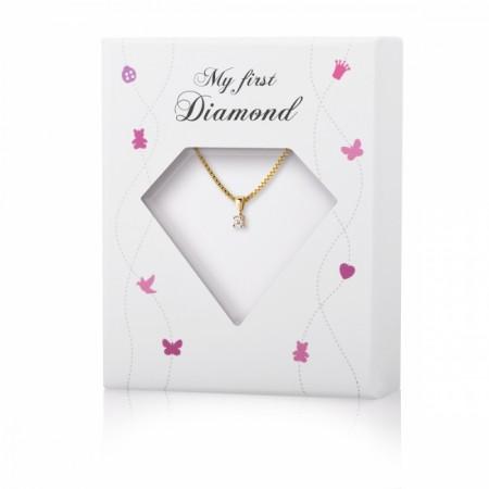 Min første diamant