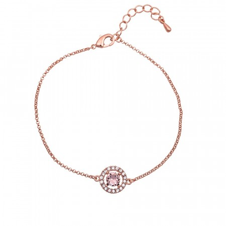 Lily and Rose, Armbånd Miss Miranda, Vintage rose